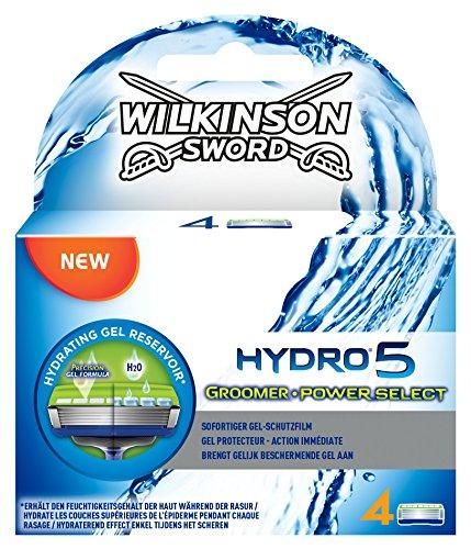 Wilkinson Sword Hydro 5 Groomer - 4 Recambios Hydro 5 Groomer