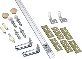 National Hardware N343-723 391D Folding Door Hardware Set in White,48 Inch