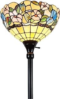 Amora Lighting Tiffany Style Floor Lamp 70
