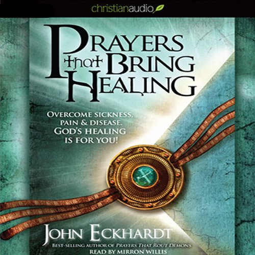 Prayers that Bring Healing copertina