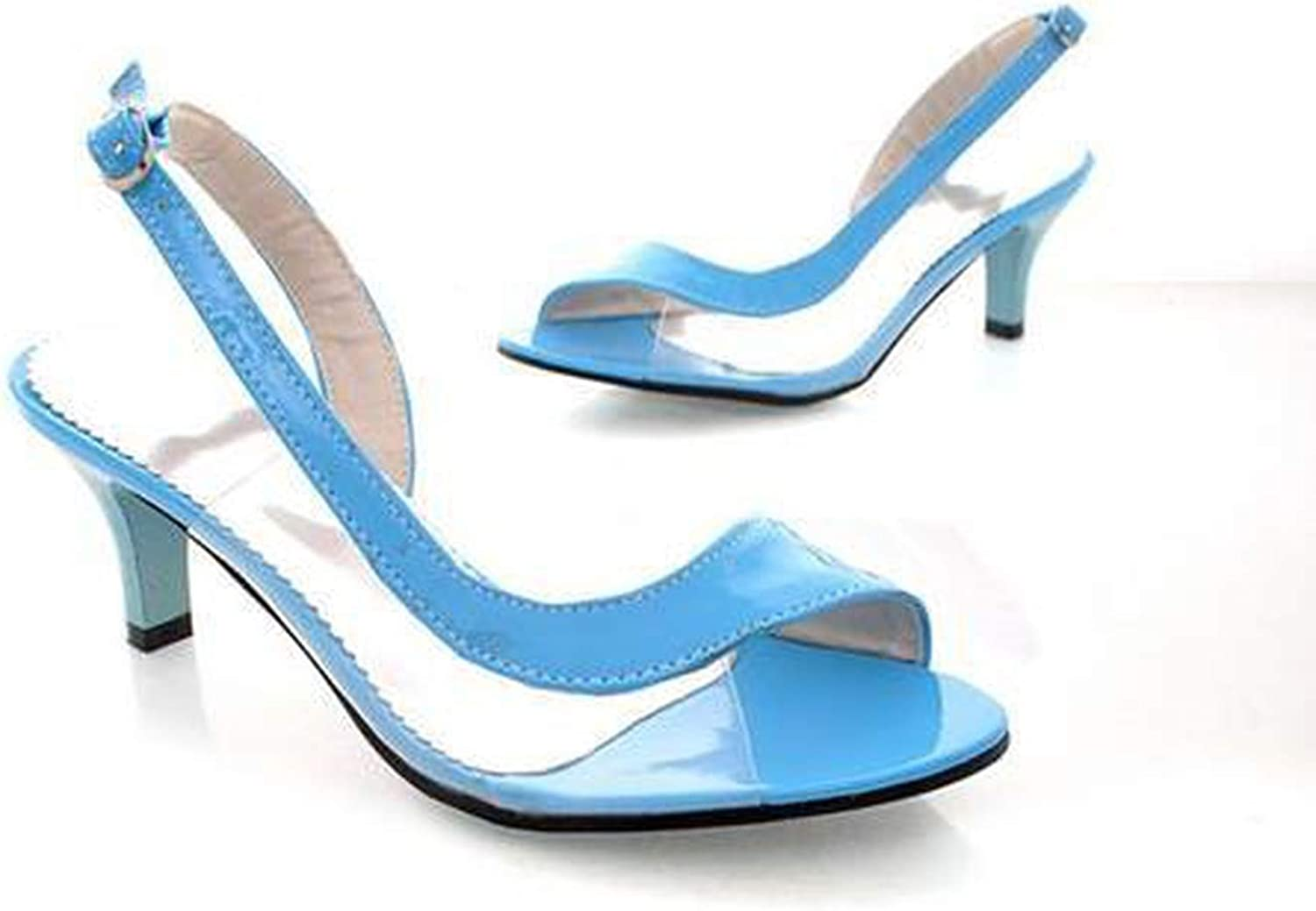 Sexy Women Sandals Open Toe Slingback High Heels Ladies Summer Party Wedding shoes Woman Simple