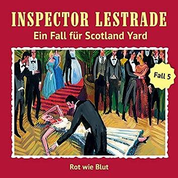 Ein Fall für Scotland Yard,Fall 5: Rot wie Blut