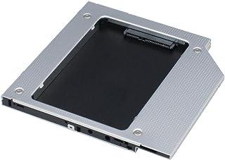 アイネックス 薄型光学ドライブベイ用 HDDマウンタ [ 9.5mm厚 ] HDM-40