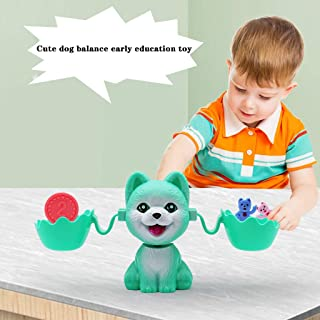 Puppy Balance Game Early Education Educational Toy Green Toys And Hobbies,Education Toys,Balance Game Scaled Early Learning Weight Child Kids Intelligence Toys