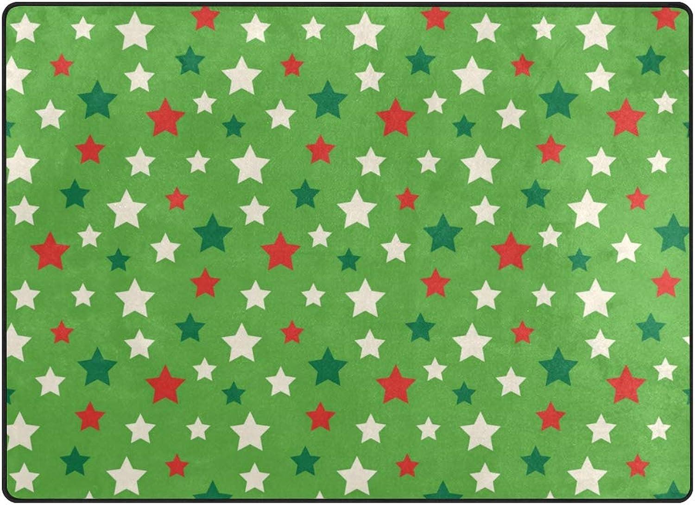 FAJRO Stars Wrapper Pattern Polyester Entry Way Doormat Area Rug Multipattern Door Mat Floor Mats shoes Scraper Home Dec Anti-Slip Indoor Outdoor