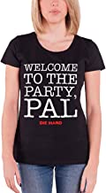 DieHard T Shirt Welcome to The Party Pal Movie Official Womens Junior Fit