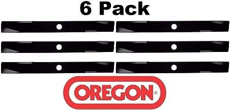 Oregon 6 Pack 91-493 Mower Blade for Kubota 76553-34430 RC72
