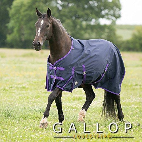 Gallop Trojan nessun riempimento Tappeto da taglio per cavallo - 145cm