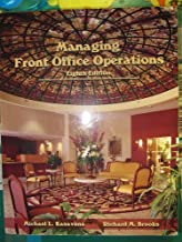Best managing front office operations 8th edition Reviews