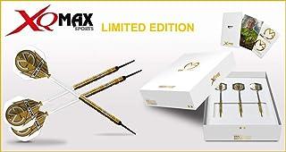 XQ MAX (Michael Van Gerwen Soft Dart World Champion Limited Edition 201718g, Color Blanco, 18g
