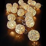 kingtoys® 20 LED della Batteria luci leggiadramente della stringa per il Natale, Matrimonio e decorazione del partito