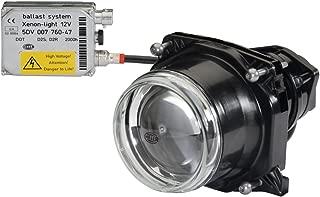 HELLA 009997021 12V/35W 90mm High/Low Beam Bi-Xenon Headlamp Module