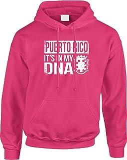 Blittzen Mens Hoodie Puerto Rico It's in My DNA