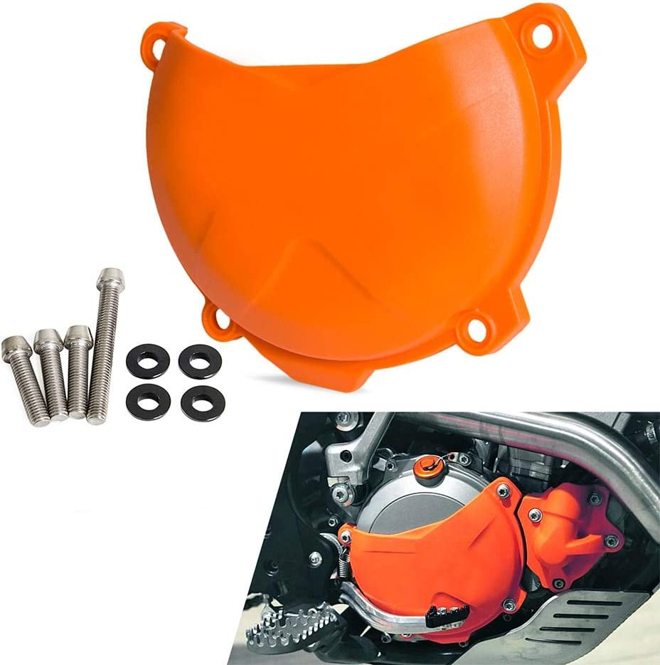 Clutch Cover Protection for KTM EXC-F Max 70% OFF SIX Max 74% OFF Da 250
