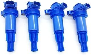 OKAY MOTOR 4 PCS Upgrade Ignition Coil Pack for Nissan 180SX S13 S14 SR20DET 22448-50F01