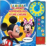 La maison de Mickey: Apprends-moi à lire l'heure