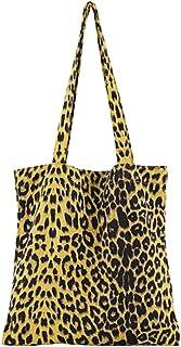 Luckycat Mujer de Bolsos de Mano Grande Bolso de Hombro Bolso Tote Bag Bolsos Shopper Bolso de cuero Lona Gran capacidad B...