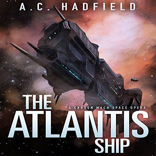 The Atlantis Ship cover art