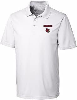 Elite Fan Shop NCAA Mens Polo Shirt Performance Game Day White