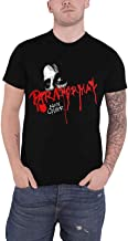 Alice Cooper T Shirt Paranormal Eyes Logo Official Mens Black
