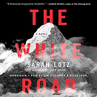 The White Road audiobook cover art