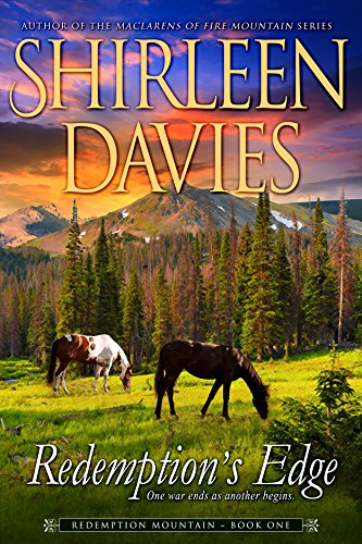 Book: Redemption's Edge  (Redemption Mountain Historical Western Romance Book 1) by Shirleen Davies