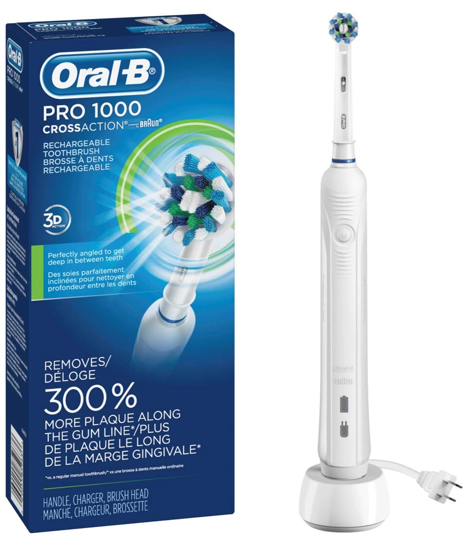 Oral B 1000 Rechargeable Electric Toothbrush