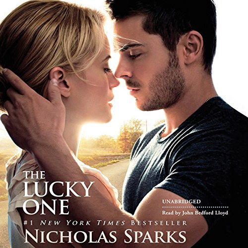 The Lucky One                   By:                                                                                                                                 Nicholas Sparks                               Narrated by:                                                                                                                                 John Bedford Lloyd                      Length: 10 hrs and 24 mins     2,084 ratings     Overall 4.3