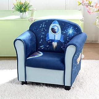 XLLLL Fauteuil Enfants Mini Canapé pour Enfants éponge Haute Résilience Fauteuil pour Enfant Sièges De Canapé Confortable ...