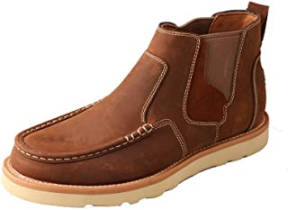 Mens Casual Pull-On Shoes