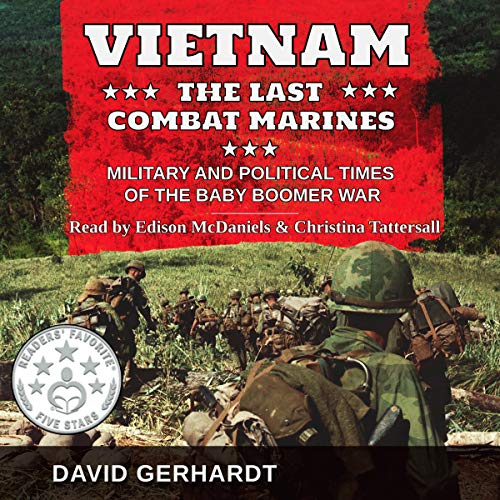 Vietnam: The Last Combat Marines audiobook cover art