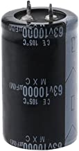 63V 10000UF Long Life High-Frequency Electrolytic Capacitor Durable Capacitors