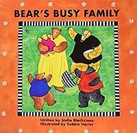 Storytown: Ltl Bk Bears Busy Family Gr K Stry 08 015352457X Book Cover