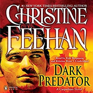Dark Predator audiobook cover art