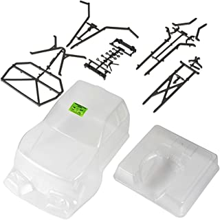 Axial AX4025 Trail Honcho Body with Rear Cage, Clear
