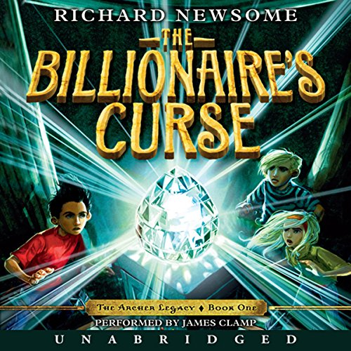 The Billionaire's Curse audiobook cover art