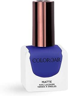 Colorbar Matte Nail Lacquer, Admiral, 12 ml