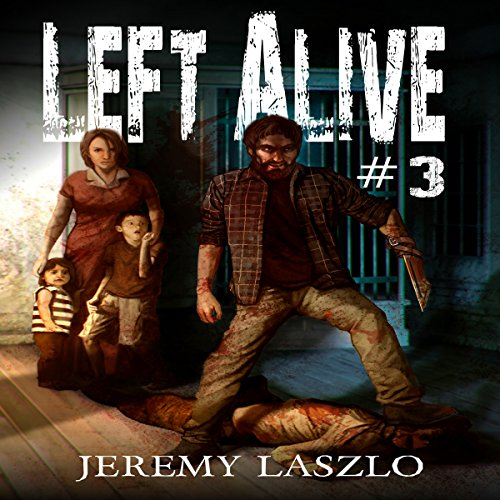 Left Alive 3 cover art
