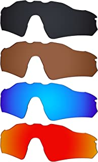 Replacement Lenses for Oakley Radar EV Path OO9208 Sunglasses - Multiple Choices
