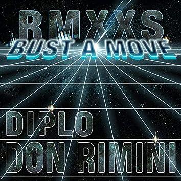 """Bust A Move (12"""" Remixes)"""