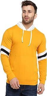 GRITSTONES Full Sleeves Hooded T-Shirt GSFSHDTSHT2193
