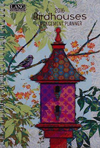 Birdhouses 2016 Planner (Lang Artisan Collection)