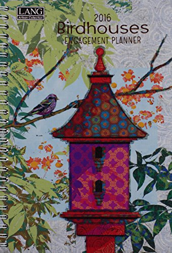 Birdhouses 2016 Planner (Lang Artisan Collection)