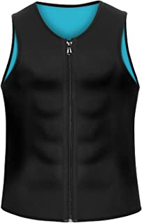 VENAS Men Waist Trainer Vest Weightloss Hot Neoprene...
