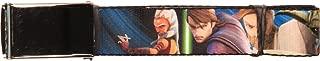 Star Wars Clone Wars Cartoon Jedi Mesh Belt