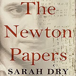 The Newton Papers audiobook cover art