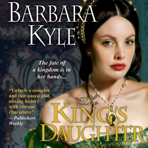 The King's Daughter audiobook cover art