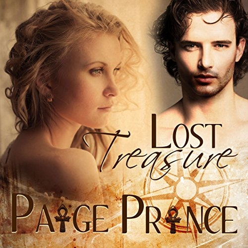 Lost Treasure audiobook cover art