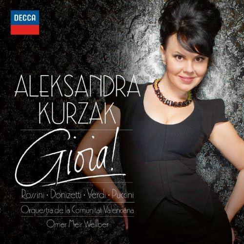 Aleksandra Kurzak, Orchestra de la Comunitat Valenciana & Omer Meir Wellber