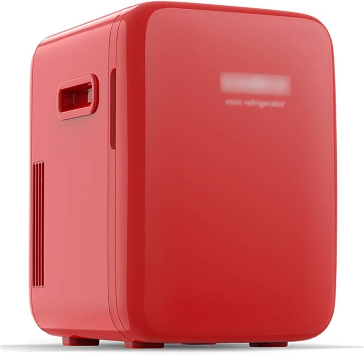 LQX Mini Fridge online shop Cooler Warmer 10L Portable Car Refrigerator Mute Sale